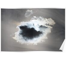 Stainless Cloud Poster