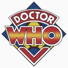 Doctor Who Diamond Logo - Colourful by bluedisc