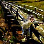 Summer Bridge by Ted Byrne