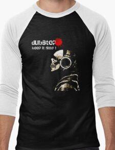 Dubstep Men's Baseball ¾ T-Shirt