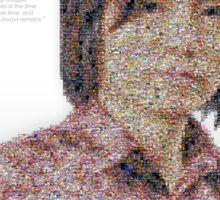 Masahiro Sakurai LEGEND by Joshua Redfearn Sticker