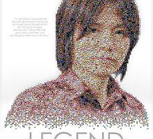Masahiro Sakurai LEGEND by Joshua Redfearn by JoshRedfearn