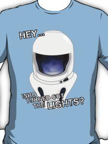 "Doctor Who - ""Hey Who Turned Out The Lights"" (Vashta Nerada) T-Shirt"
