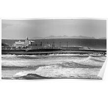 Newcastle Ocean Baths ll Poster