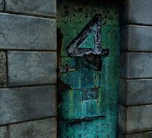 Door Number Four by Dawn Crouse