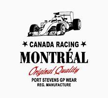 Montreal Canada Racing - Formula One Racer Unisex T-Shirt