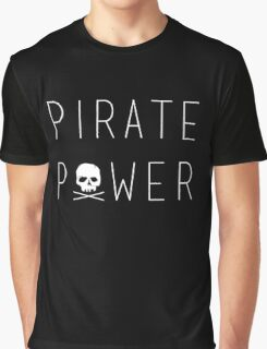 Pirate Power - Life is Strange Graphic T-Shirt