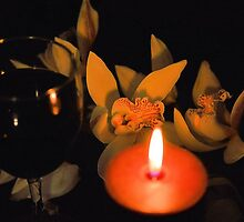 By Candle Light by julieapearce