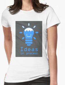 Ideas in process Womens Fitted T-Shirt