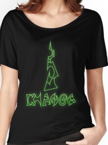 CHANGE - Queen Chrysalis Women's Relaxed Fit T-Shirt