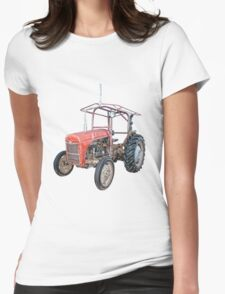 Grey Fergie Tractor  T-Shirt