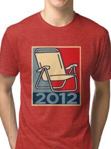 Chair 2012 Tri-blend T-Shirt