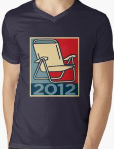 Chair 2012 Mens V-Neck T-Shirt