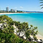Coolangatta Blue by Tim Jordan