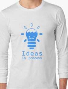 Ideas in process Long Sleeve T-Shirt