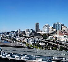 Waterfront View by Tori Snow