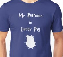 My Patronus is Daddy Pig  Unisex T-Shirt