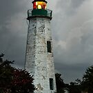 Old Point Comfort Lighthouse by Dawn Crouse