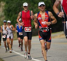 Ironman Triathlon by Sheri Bawtinheimer