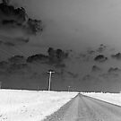 Rural Road by PPPhotoArt