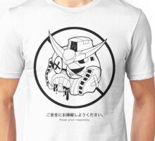 PSA (Gundam ver.) Unisex T-Shirt