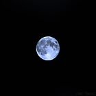 Once In A Blue Moon by JasSanchez