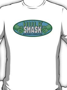 Hulk's Demolition T-Shirt