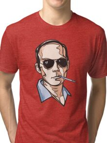 Hunter S. Thompson Tri-blend T-Shirt