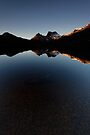 Fathers Day at Cradle Mountain by Garth Smith