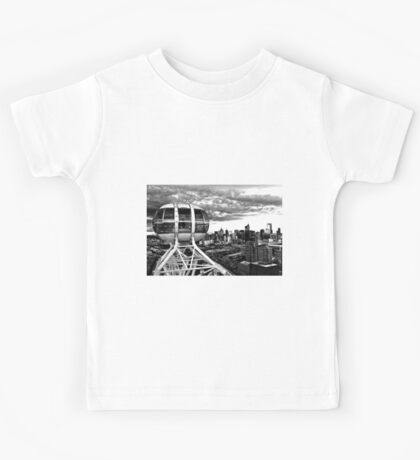 0359 Melbourne Star View Kids Tee