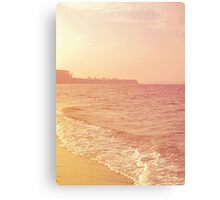PURE SHORE Canvas Print