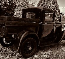 Vintage Pick Up by sundawg7