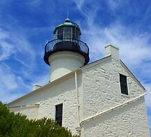 Old Point Loma Lighthouse 2 by 2HivelysArt