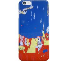 post no bills iPhone Case/Skin