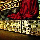 detail, christ church, cullenswood. tasmania, australia by tim buckley | bodhiimages