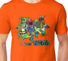 Megaman 6 Los Coulters Tribute Unisex T-Shirt