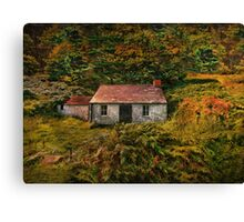 """The Bothy"" Canvas Print"