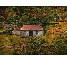 """The Bothy"" Photographic Print"