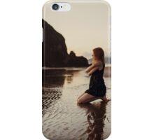 cannon beach iPhone Case/Skin