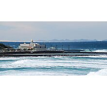 Newcastle Baths III Photographic Print