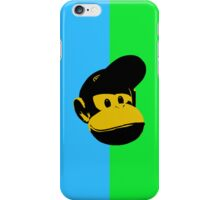 SSB Diddy Kong iPhone Case/Skin
