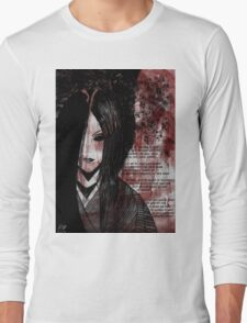 Pain(With Poem) Long Sleeve T-Shirt
