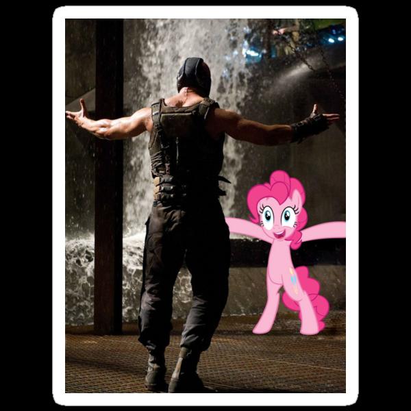 Bane Loves Ponies  by eeveemastermind