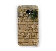 Life on Bare Rock - Up High on the Fortification Wall Samsung Galaxy Case/Skin