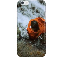 above the waterfall iPhone Case/Skin