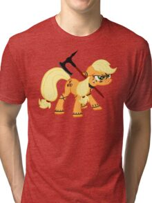 Applejack Dragonborn  Tri-blend T-Shirt