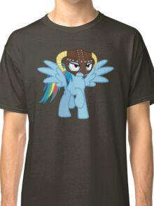 Rainbow Dash is Dragonborn Classic T-Shirt