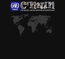 C'MUN White Map Unisex T-Shirt