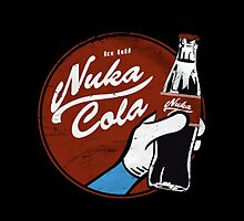 Fallout 4 Nuka Cola by closeddoor