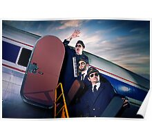 Version Airlines 3 Poster